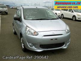 MITSUBISHI MIRAGE A05A Big1