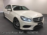 Used MERCEDES BENZ BENZ E-CLASS Ref 290795