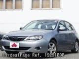 Used SUBARU IMPREZA Ref 291000