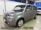 Used NISSAN CUBE Ref 291080
