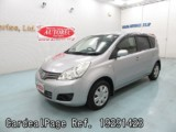 Used NISSAN NOTE Ref 291423