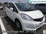 Used HONDA FIT Ref 291552