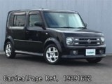 Used NISSAN CUBE CUBIC Ref 291662