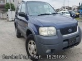 Used FORD FORD ESCAPE Ref 291686