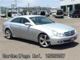 Used MERCEDES BENZ BENZ CLS-CLASS Ref 292087