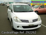 Used NISSAN TIIDA LATIO Ref 292262