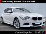 Used BMW BMW 1 SERIES Ref 292320