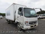 Used MITSUBISHI FUSO FIGHTER Ref 293367