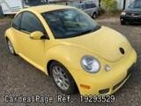 Used VOLKSWAGEN VW NEW BEETLE Ref 293529