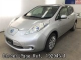Used NISSAN LEAF Ref 294511