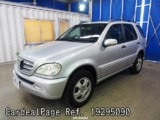 Used MERCEDES BENZ BENZ M-CLASS Ref 295090