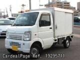 Used SUZUKI CARRY TRUCK Ref 295711