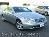 Used MERCEDES BENZ BENZ CLS-CLASS Ref 296252