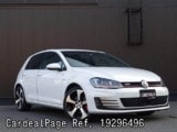 Used VOLKSWAGEN VW GOLF GTI Ref 296496