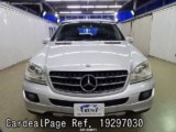 Used MERCEDES BENZ BENZ M-CLASS Ref 297030