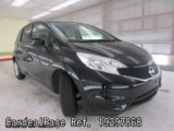 Used NISSAN NOTE Ref 297868