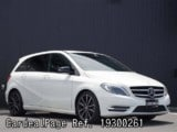 Used MERCEDES BENZ BENZ B-CLASS Ref 300261