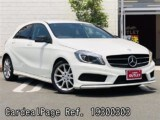 Used MERCEDES BENZ BENZ A-CLASS Ref 300303