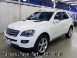 Used MERCEDES BENZ BENZ M-CLASS Ref 300603
