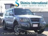 Used MITSUBISHI PAJERO Ref 300806