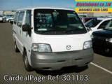 Used MAZDA BONGO VAN Ref 301103