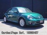 Used VOLKSWAGEN VW THE BEETLE Ref 302487
