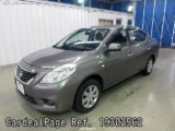 Used NISSAN LATIO Ref 302562