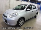 Used NISSAN MARCH Ref 302617