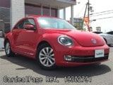 Used VOLKSWAGEN VW THE BEETLE Ref 302791
