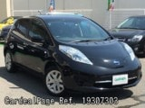 Used NISSAN LEAF Ref 307303