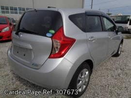 NISSAN NOTE E12 Big2