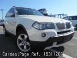 Used BMW BMW X3 Ref 311268