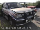 Used TOYOTA LAND CRUISER PRADO Ref 311878
