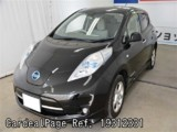 Used NISSAN LEAF Ref 312331