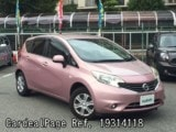 Used NISSAN NOTE Ref 314118
