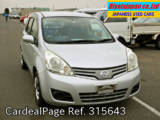 Used NISSAN NOTE Ref 315643