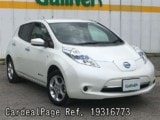 Used NISSAN LEAF Ref 316773