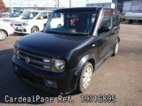 Used NISSAN CUBE Ref 316895