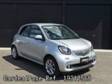 Used SMART SMART FORFOUR Ref 317568