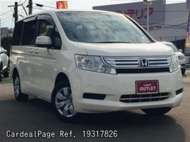 HONDA STEPWAGON RK1 Big1