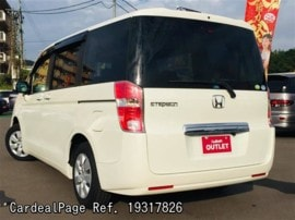 HONDA STEPWAGON RK1 Big2
