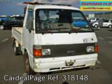 Used NISSAN VANETTE TRUCK Ref 318148