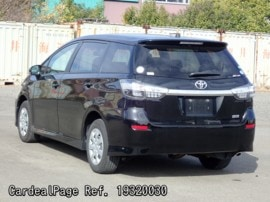 TOYOTA WISH ZGE25G Big2