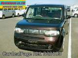 Used NISSAN CUBE Ref 320103