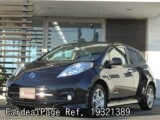 Used NISSAN LEAF Ref 321389
