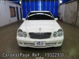 Used MERCEDES BENZ BENZ C-CLASS Ref 322931