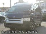 Used TOYOTA HIACE COMMUTER Ref 324652