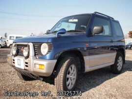MITSUBISHI PAJERO MINI H51A Big1