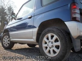 MITSUBISHI PAJERO MINI H51A Big2