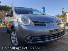 NISSAN NOTE 038439 Big1